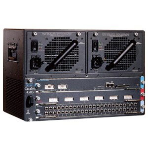 Cisco Catalyst 4503 Ethernet Switch