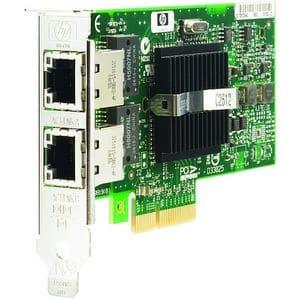 HP NC360T PCI Express Dual Port Gigabit Server Adapter