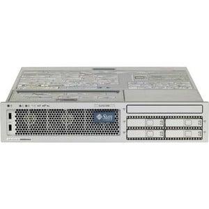 Sun Fire V245 245ELZ2C116GC4 2U Rack Server - 2 x Sun UltraSPARC IIIi 1.50 GHz - 16 GB Installed DDR SDRAM - 292 GB HDD - Solaris 10 - Serial Attached SCSI (SAS) Controller - 1 x 400 W