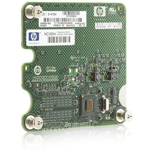 HP Proliant NC360m Dual Port BL-c Adapter