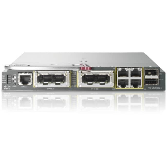 HP Cisco Catalyst Blade 3120G SAN Switch