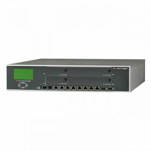 Fortinet FortiGate 3810A Firewall Appliance