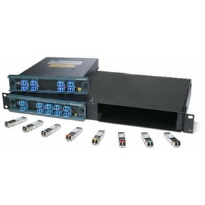 Cisco Dual Fiber 4-Channel Optical Add/Drop Multiplexer