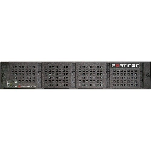Fortinet FortiMail 4000A Specialized Messaging Security Appliance