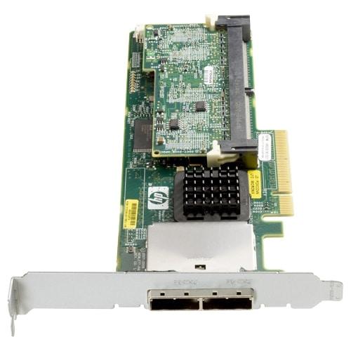 HP Smart Array P411 8-port SAS RAID Controller