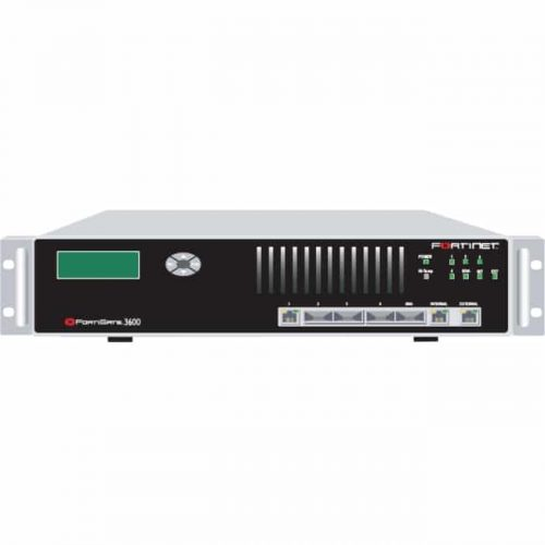 Fortinet FortiGate 3600LX4 Unified Threat Management Appliance