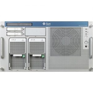 Sun SPARC Enterprise M4000 SEEPACA1Z Server - 2 x Sun SPARC64 VI 2.15 GHz - 32 GB Installed DDR2 SDRAM - 146 GB HDD - Serial Attached SCSI (SAS) Controller - 2