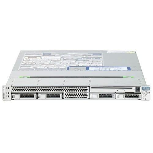 Sun SPARC Enterprise T5140 Rack Server - 2 x Sun UltraSPARC T2 Plus 1.20 GHz