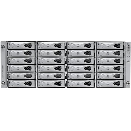 Sun J4400 - 24 x HDD Installed - 24 TB Installed HDD Capacity