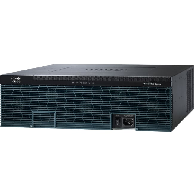 Cisco 3925 Integrated Services Router