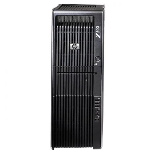 HP Z600 Workstation - Intel Xeon E5530 Quad-core (4 Core) 2.40 GHz - 4 GB DDR3 SDRAM - 500 GB HDD - Windows Vista Business 64-bit - Convertible Mini-tower - Black, Silver