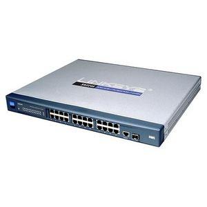 Cisco SR224G 26-port Gigabit Ethernet Switch