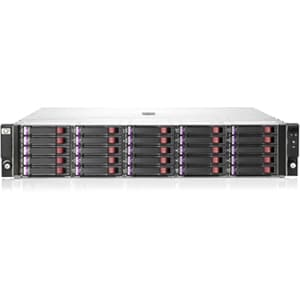 HP StorageWorks D2700 Hard Drive Array - 25 x HDD Installed - 3.60 TB Installed HDD Capacity