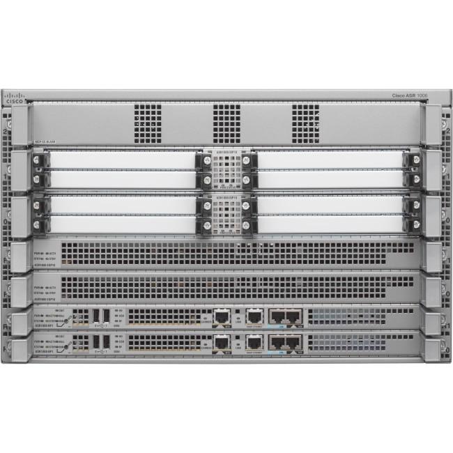 Cisco ASR 1006 Multi Service Router