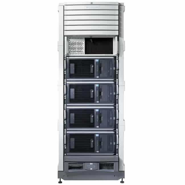 HP xw8000 Workstation - 1 x Intel Xeon DP 3.06 GHz - 1 GB DDR SDRAM - 18 GB HDD - Windows 2000 Professional - Mini-tower