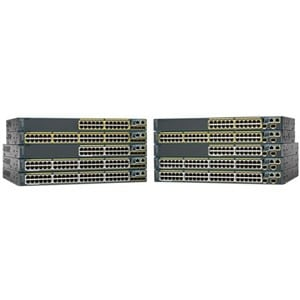 Cisco Catalyst 2960S-48TD-L Ethernet Switch