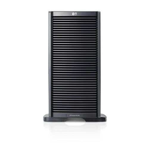 HP ProLiant ML350 G6 5U Tower Server - 1 x Intel Xeon E5630 2.53 GHz - 6 GB Installed DDR3 SDRAM - 292 GB HDD - Windows Small Business Server 2008 Standard - Serial Attached SCSI (SAS) Controller - 0, 1, 5, 10, 50 RAID Levels - 1 x 750 W