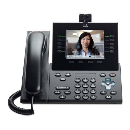 Cisco 9951 IP Phone - Bluetooth