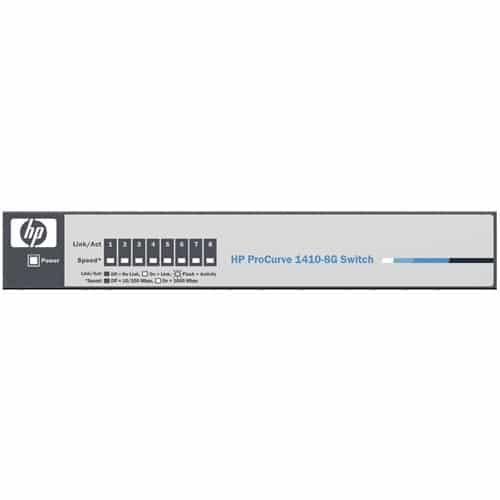 HP ProCurve 1410-8G Gigabit Ethernet Switch