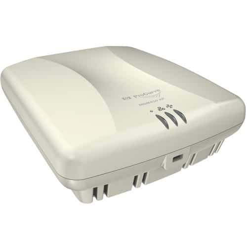 HP ProCurve MSM410 IEEE 802.11n 54 Mbit/s Wireless Access Point - ISM Band - UNII Band