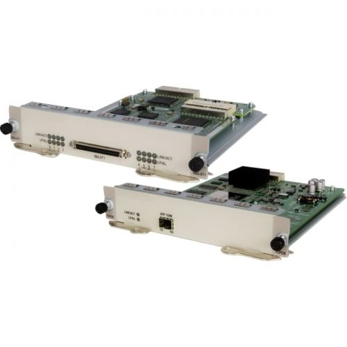 HP Gigabit Ethernet Flexible Interface Module