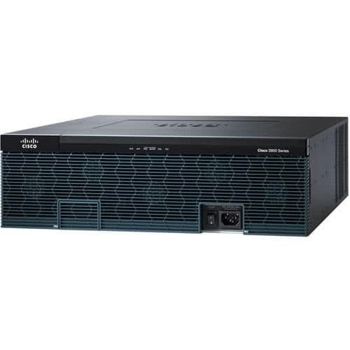 Cisco 3945E Integrated Services Router