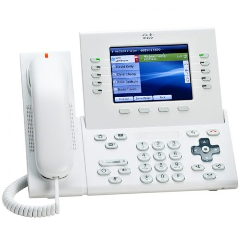 Cisco 9971 IP Phone - Wireless - Wi-Fi - Desktop