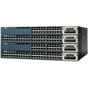 Cisco Catalyst WS-C3560X-48PF-S Layer 3 Switch