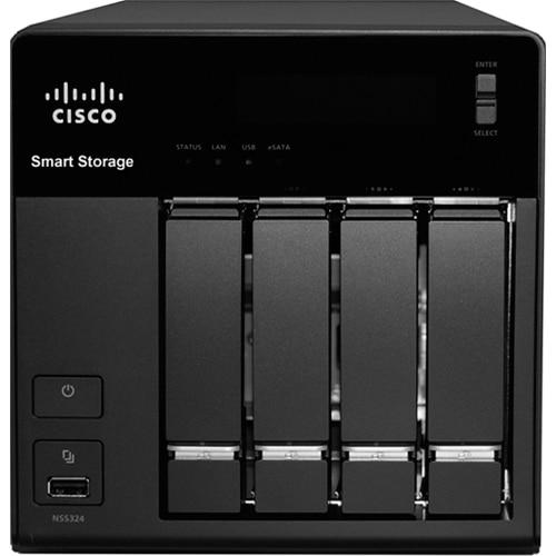 Cisco NSS 324 Smart Storage Network Storage Server