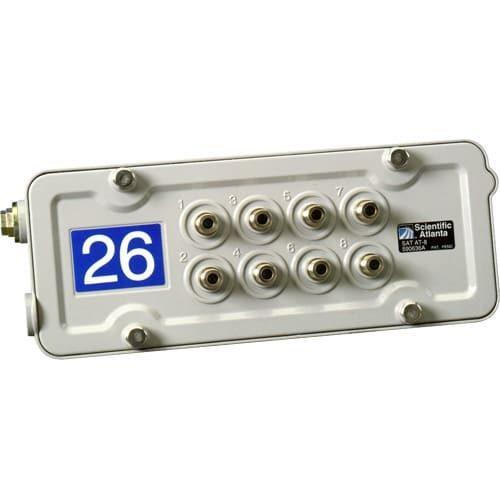 Cisco 562743 ST4-11 4-Way Multimedia Stretch Tap