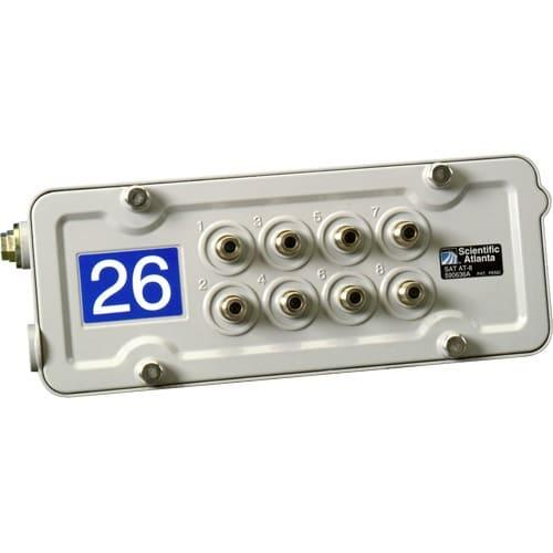 Cisco 562756 ST8-26 8-Way Multimedia Stretch Tap