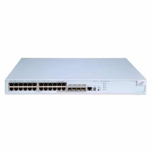 HP E4500-24G-PoE Gigabit Ethernet Switch