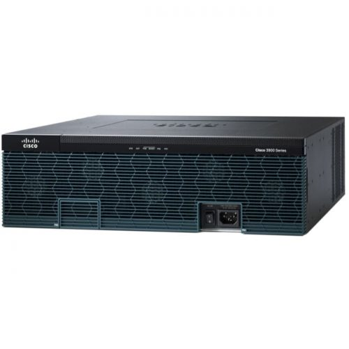 Cisco 3925E Integrated Services Router