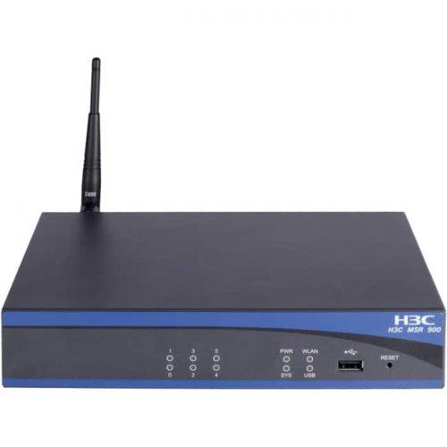 HP MSR900-W IEEE 802.11b/g  Wireless Router