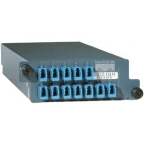 Cisco 50/100-GHz Interleaver/De-Interleaver Module