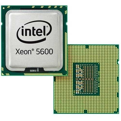 HP Intel Xeon DP X5660 6 Core 2.80 GHz Processor Upgrade