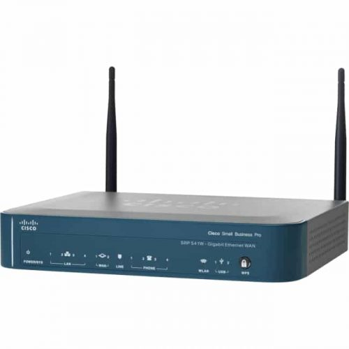 Cisco SRP541W IEEE 802.11n  Wireless Router