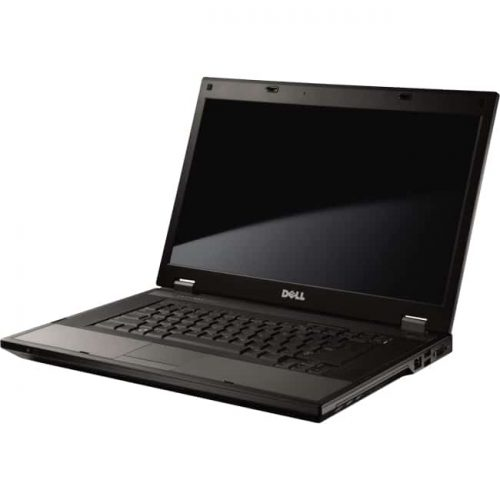 "Dell Latitude E5510 15.6"" LCD Notebook - Intel Core i5 (1st Gen) i5-460M Dual-core (2 Core) 2.53 GHz - 2 GB DDR3 SDRAM - 320 GB HDD - Windows 7 Professional 32-bit - 1366 x 768"