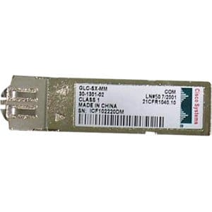 Cisco GLC-SX-MM 1000Base-SX SFP (mini-GBIC)