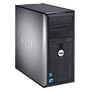 Dell OptiPlex 780 Desktop Computer - Intel Core 2 Duo E8400 3 GHz - 2 GB DDR3 SDRAM - 320 GB HDD - Windows 7 Professional 32-bit - Mini-tower