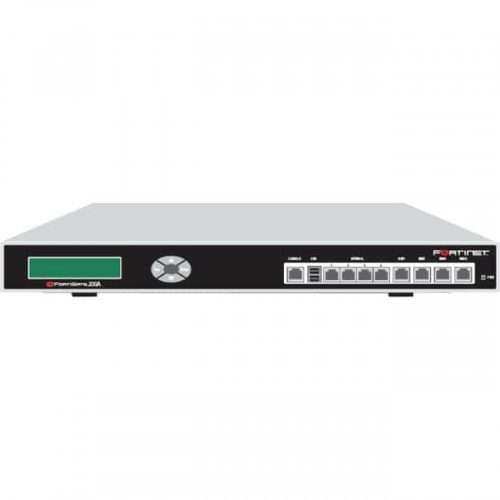 Fortinet FortiGate 200A Multi-Layer Security Appliance