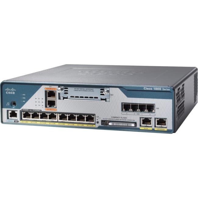 Cisco 1861E Integrated Services Router