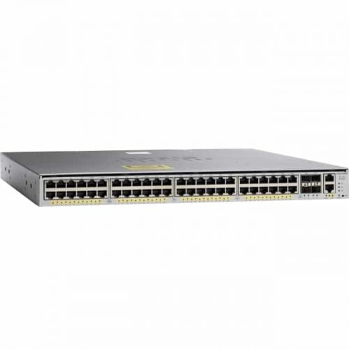 Cisco Catalyst 4948E-F Ethernet Switch