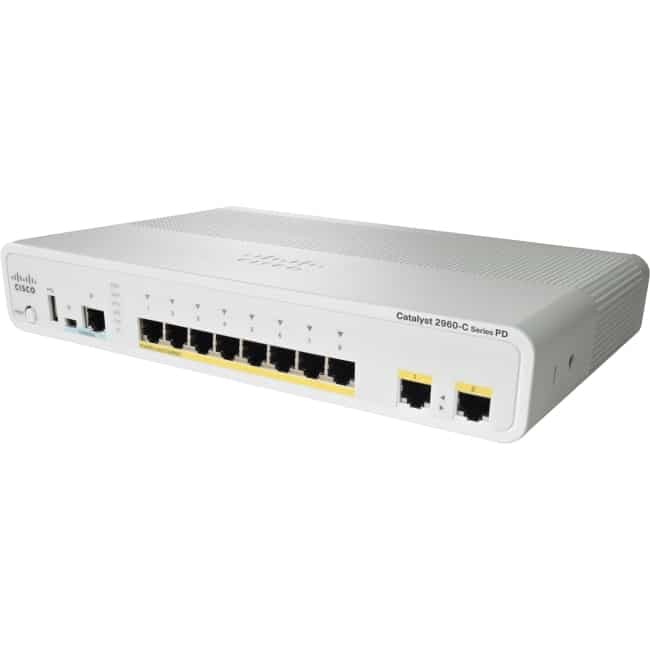 Cisco Catalyst 2960C Ethernet Switch