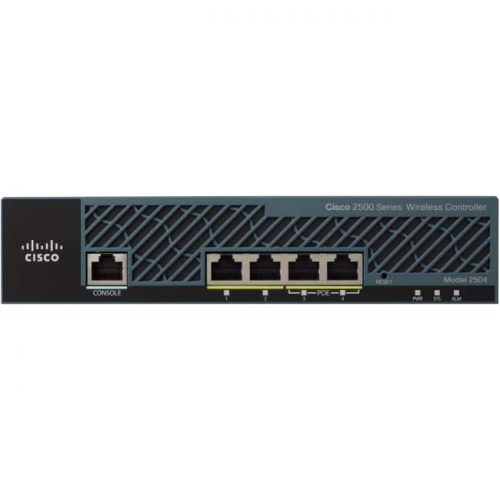 Cisco Air CT2504 Wireless LAN Controller