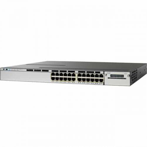 Cisco Catalyst 3750X-24S-S Layer 3 Switch