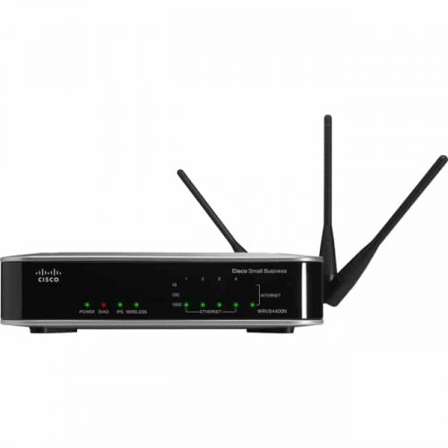 Cisco WRVS4400N IEEE 802.11n  Wireless Security Router - Refurbished