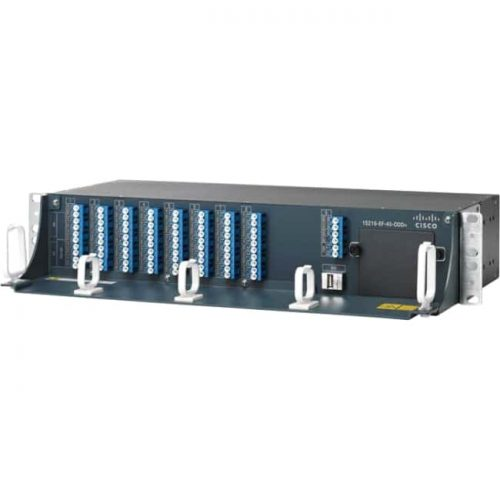Cisco ONS 15216 40ch Mux Demux Patch Panel Even