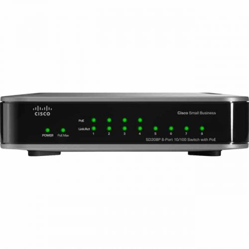 Cisco SD208P Ethernet Switch