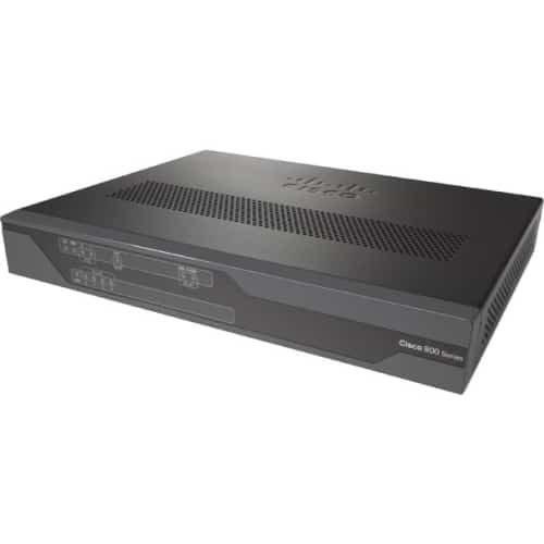 Cisco 891 Gigabit Ethernet Security Router